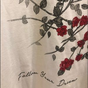 "Rebellious One ""Follow Your Dreams"" Tee"